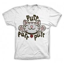 Soft Kitty - Purr-Purr-Purr T-paita