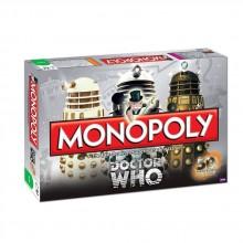 Dr Who Monopoli