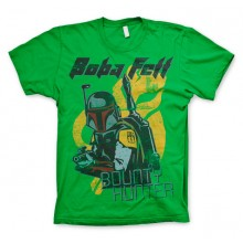 Star Wars Boba Fett - Bounty Hunter T-paita