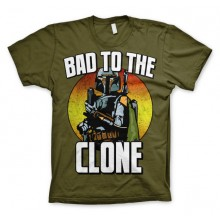 Star Wars Bad To The Clone T-Paita
