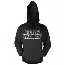Star Wars Distressed Logo Huppari