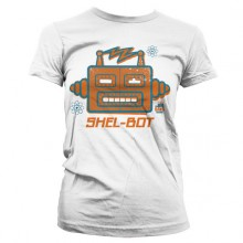 The Big Bang Shel-Bot Naisten T-paita