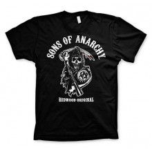 Sons Of Anarchy - Redwood Original T-Paita