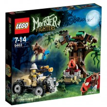 LEGO Monster Fighters Ihmissusi 9463