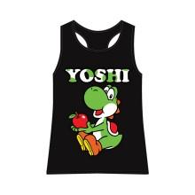 Nintendo Yoshi Naisten Hihaton Paita