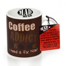 Kahvista Riippuvaisen Muki