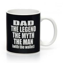 Isä Legenda Muki Avaimenperällä