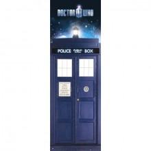 Doctor Who Tardis Juliste