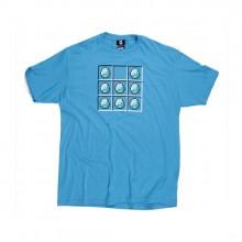 Minecraft Diamond Crafting T-paita Turkoosi