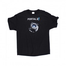 Portal 2 Wheatley In Space T-paita