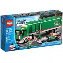 LEGO City Grand Prix-Kuljetus 60025