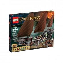 LEGO Taru Sormusten Herrasta Merirosvojen Väijyntä 79008