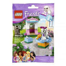 LEGO Friends Animal Villakoiran pieni palatsi 41021