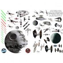 Star Wars Alukset Tarrat