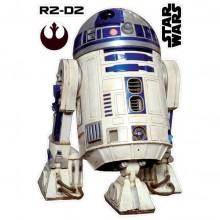 Star Wars R2-D2 Seinätarra