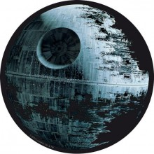 Star Wars Death Star Hiirimatto