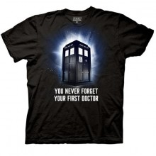 Doctor Who First Doctor T-Paita