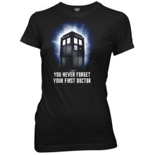 Doctor Who First Doctor Naisten T-Paita