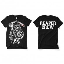 Sons Of Anarchy SOA Reaper Crew T-Paita