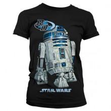 Star Wars R2-D2 Naisten T-Paita