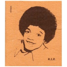 Michael Jackson Tiskiriepu