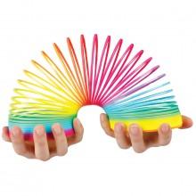 Sateenkaarenvärinen Slinky