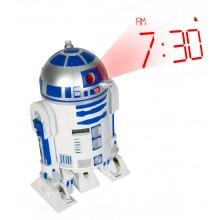 Star Wars R2-D2 Projektori-Herätyskello