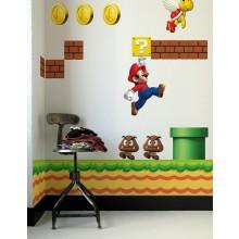 New Super Mario Seinätarrat