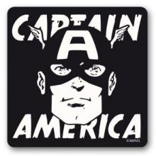 Marvel Captain America Lasinaluset 6-pakkaus