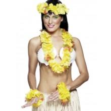 Havaiji Setti Keltainen