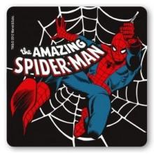 Marvel Hämähäkkimies Lasinalunen Musta 6-pakkaus