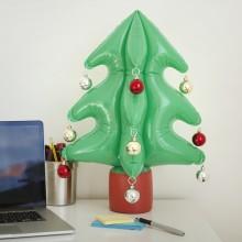 Puhallettava Joulukuusi