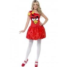 Naisten Angry Birds Naamiaisasu