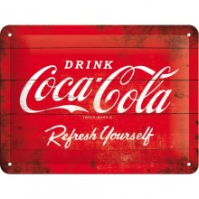 Peltikyltti Coca-Cola