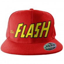 The Flash Logo Snapback Lippis