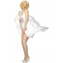 Klassinen Marilyn Monroe Halterneck Mekko