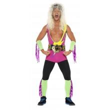 Retro Wrestler Naamiaisasu