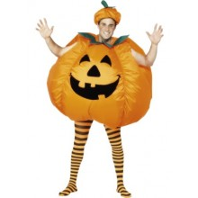 Halloween-Asu Kurpitsa