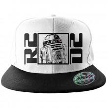 Star Wars R2D2 Snapback Lippis f4ae016389