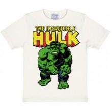 Marvel Hulk Lasten T-Paita Valkoinen