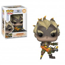 Overwatch POP! Vinyl Junkrat