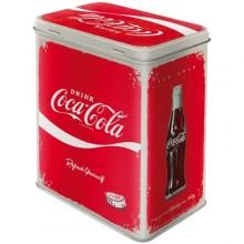 Peltipurkki Retro Coca-Cola