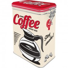 Kahvipurkki Retro Coffee