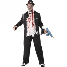 Zombi Gangsteri Naamiaispuku