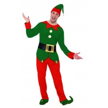 Christmas Elf Naamiaisasu