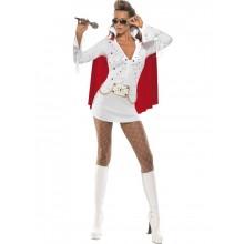 Elvis Viva Las Vegas Naamiaispuku