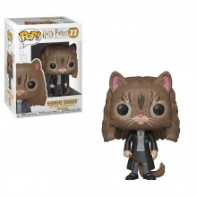 Harry Potter POP! Vinyyli Hermione As Cat