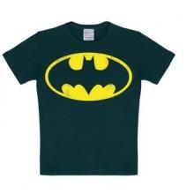 Batman Logo Lasten T-Paita Musta