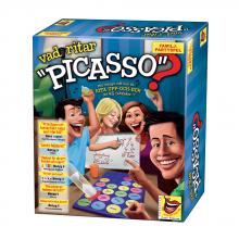 Mitä Picasso piirtää?