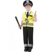 Poliisi Poika Naamiaisasu